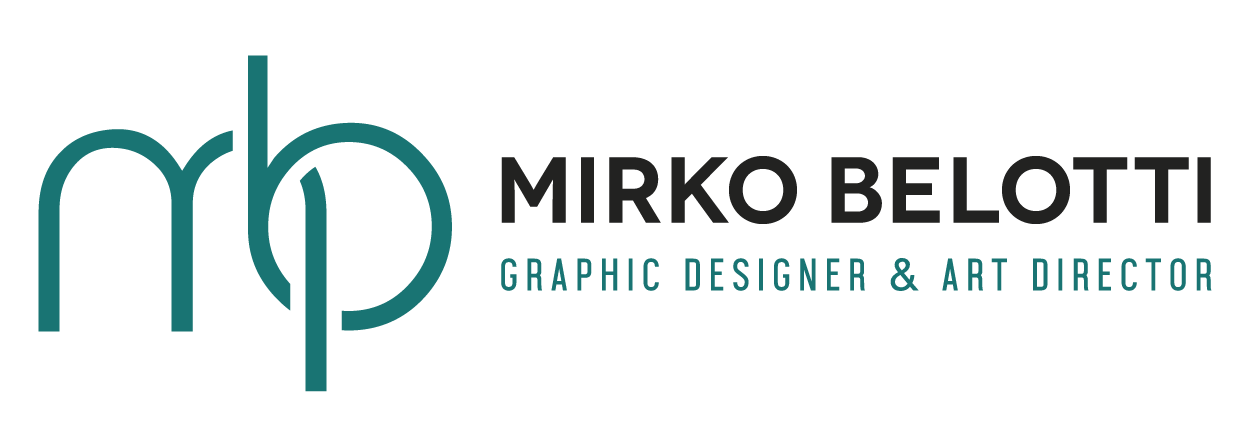 Mirko Belotti – Graphic designer & Art Director
